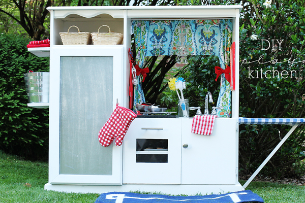 diy play kitchen reveal style your senses
