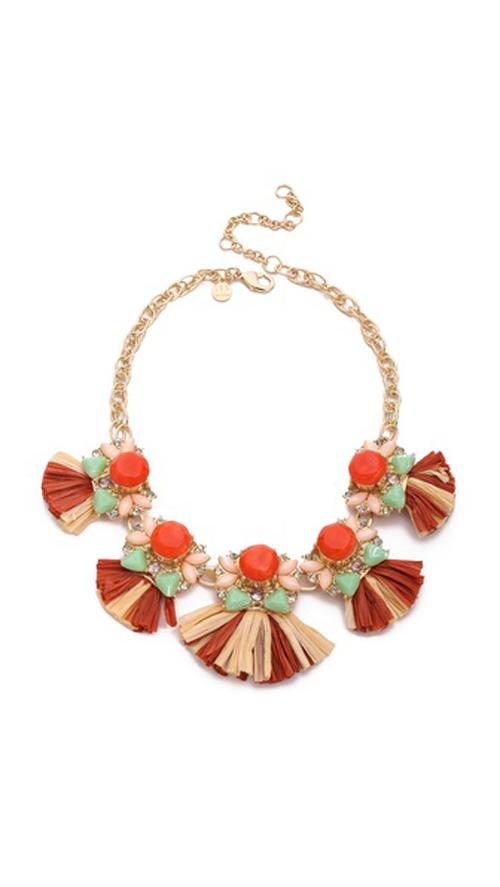 costume jewelry, tassel jewelry