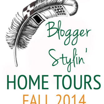 Blogger Stylin' Home Tours: Fall 2014 Edition