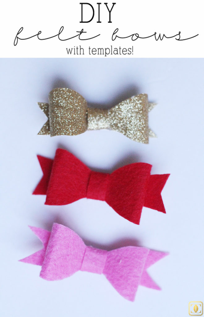 DIY hairbows, little girl hairbows, DIY bows