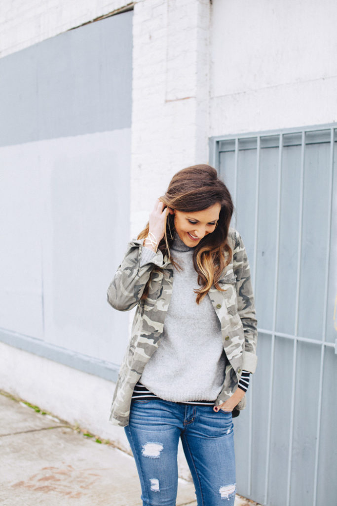 how to look casual with layers