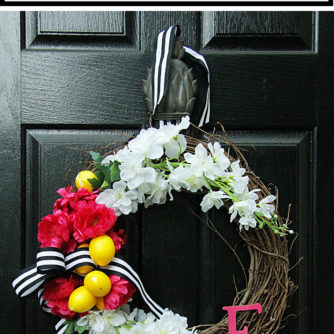 DIY Summer Wreath