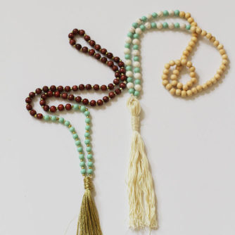 #DIYSummerSchool: DIY Tassel Necklace!