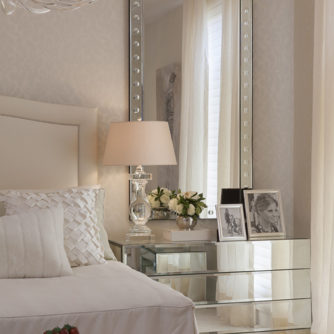 Mood Board Monday: Glam Master Bedroom