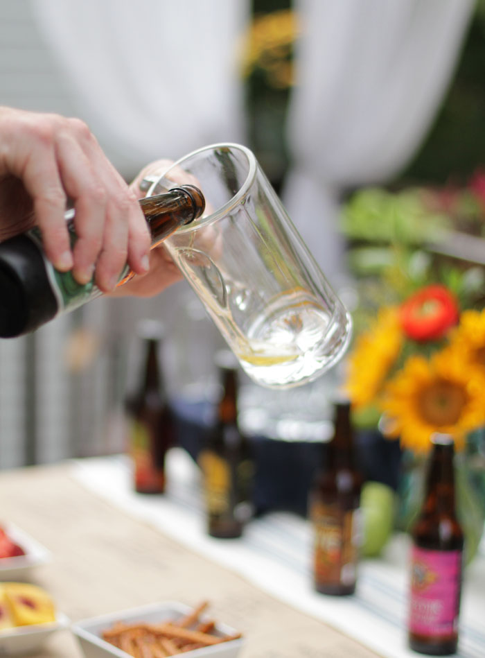 Craft Beer Party, World Market, Beer Mug, Outdoor Entertaining