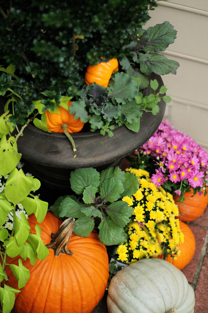 Fall Home Tour Part 2 Outdoor Spaces Style Your Senses