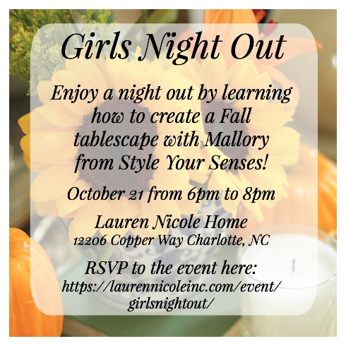 Girls Night Out Final Invite