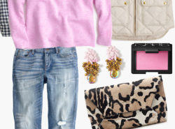 Fall Outfit, outfit Inspiration, j. crew, puffer vest