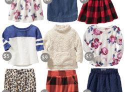 Old Navy, Old Navy Labor Day Sale, Toddler Girl Wardrobe