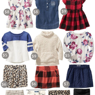 Old Navy, Old Navy Labor Day Sale, Toddler Girl Wardrobe