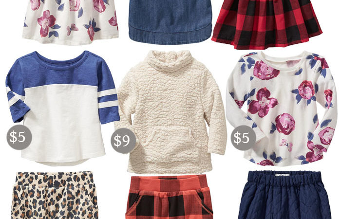 A Toddler Wardrobe Under $100!