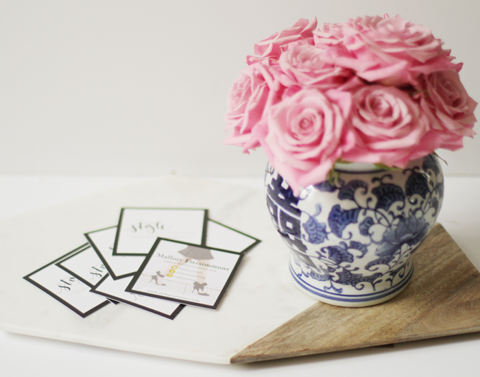 Marble Cheese Board, Business Cards, Square Business Cards, Roses