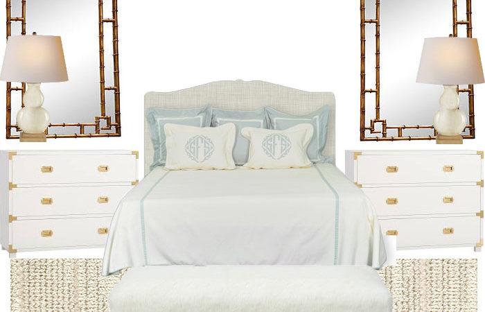 One Room Challenge: Master Bedroom | Week One