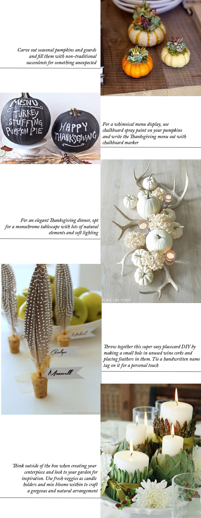 Thanksgiving ideas, centerpiece, tablescape
