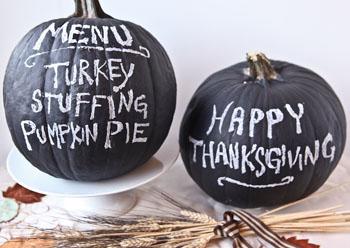 5 Easy Non-Traditional Thanksgiving Ideas