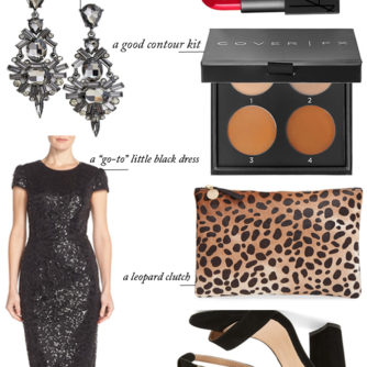 6 Things You Need to Get Holiday Glam