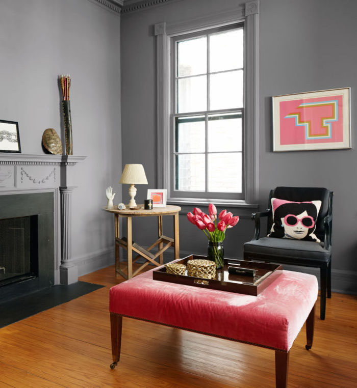 grey paint, paint trends