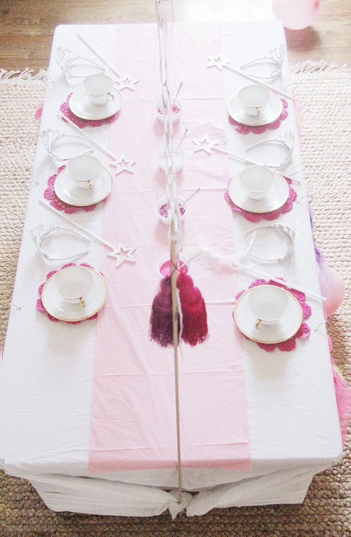 Tea For 2 Birthday Party Ideas Home Style Your Senses