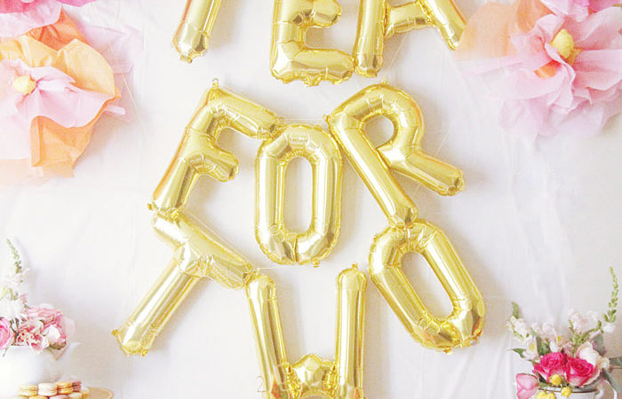 Tea for TWO | A Birthday Party!