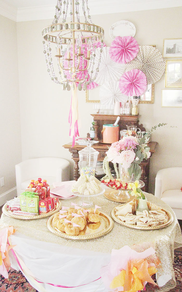 Tea For 2 Birthday Party Ideas Home Style Your Senses