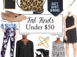 Fab Finds Under $50, Under $50, Blogger, Fashion Blogger, Top Picks