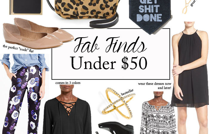 Fab Finds Under $50, Under $50, Blogger, Fashion Blogger, Top Picks