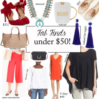 Finds under 50, fashion, fashion blogger, affordable style