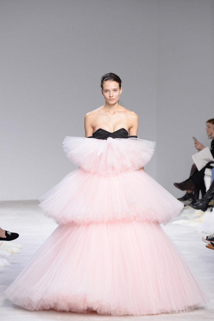 pink GV dress