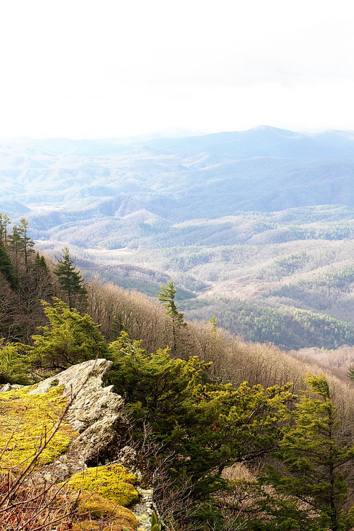 Blowing Rock, North Carolina, Blueridge Mountains