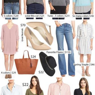 The Friday Edit + Nordstrom Clearance!