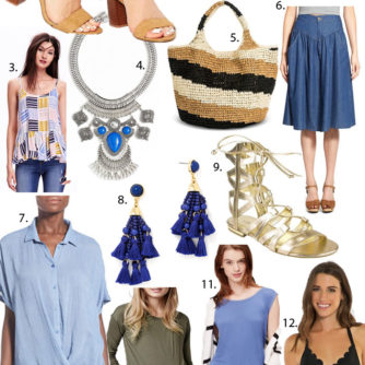 Finds under 50, fashion blogger, spring style, nordstrom