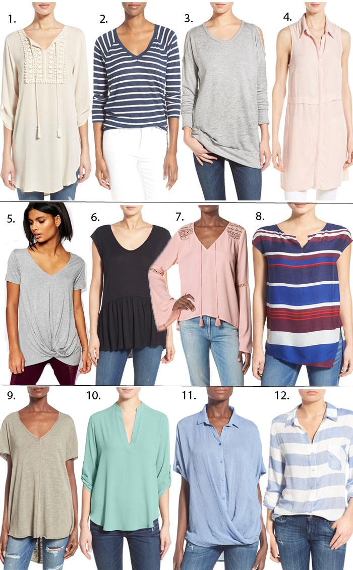 Spring Fashion, Affordable Tops, Finds under 50