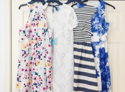 dresses, spring dress, donna morgan, cynthia steffe