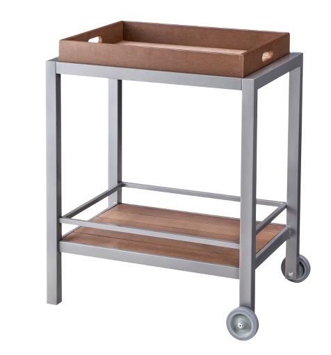 bar cart, target