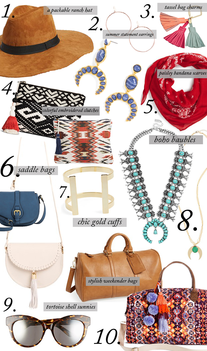 accessories for Spring, Spring Trend, Squash Blossom, Saddle Bag, Fashion Blogger