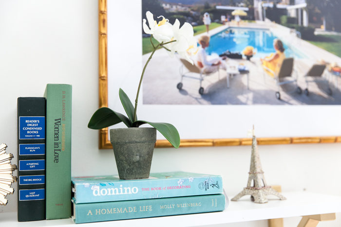 office, home office, silm aarons, poolside gossip, framebridge - Home Office and Playroom Combination featured by popular Texas lifestyle blogger, Style Your Senses