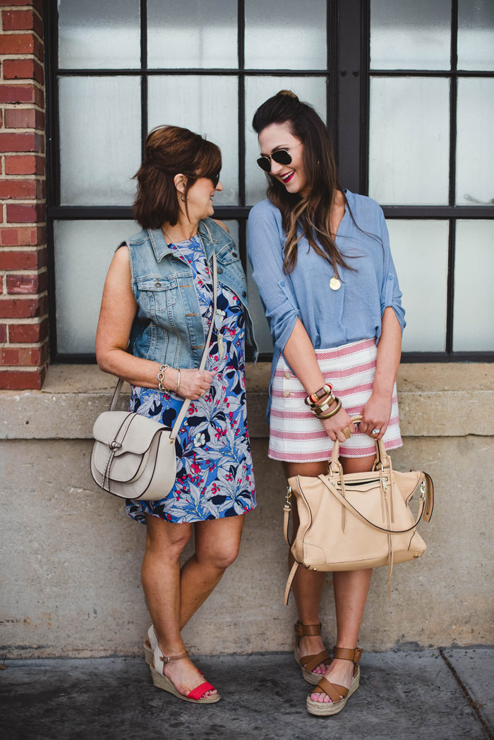 Fashion in your 30's and fashion over 50 | An interview with my mom