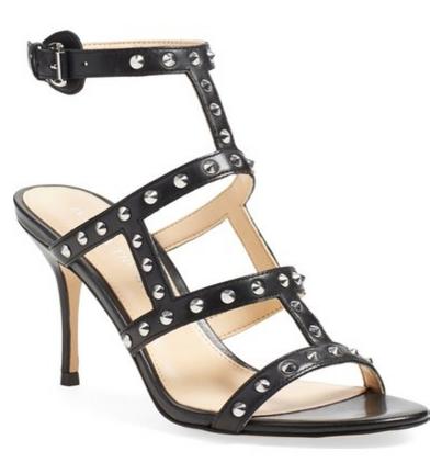 Ivanka Trump studded heels