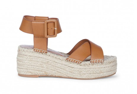 Flatforms are such a huge shoe trend for spring!