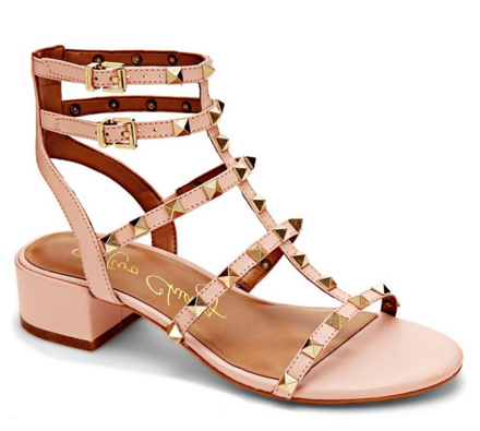 Arturo Chiang Jain Studded Sandals!