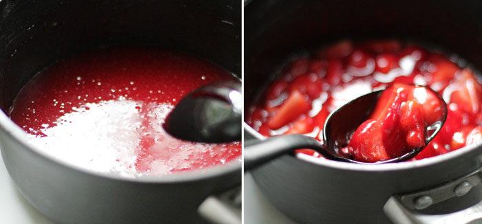 How to make homemade strawberry pie