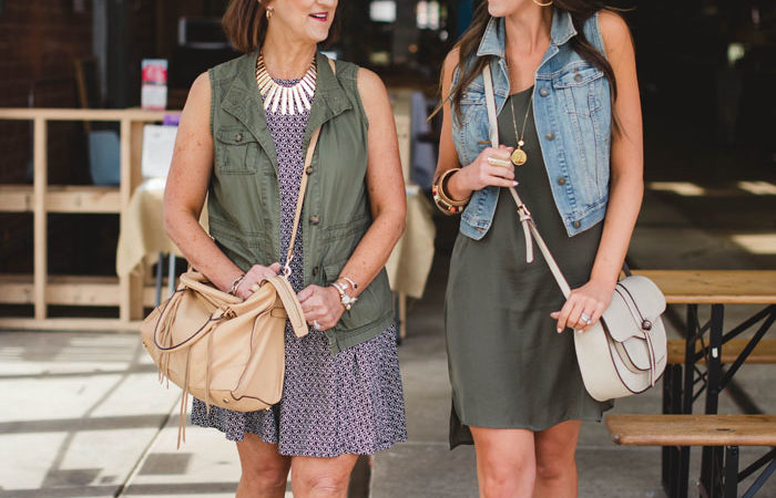 Mother + Daughter Style   Part II
