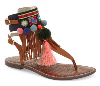 tribal sandals by sam edelman