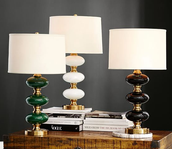 beautiful lamps on sale