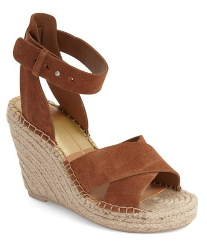 The perfect Summer wedge...on sale!