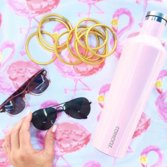 Corkcicle canteen is perfect for summer
