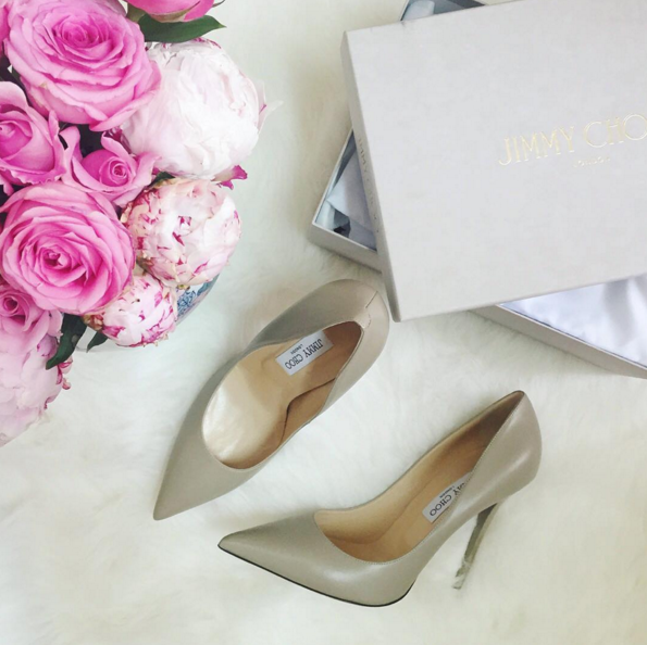 Jimmy Choo 120mm pumps