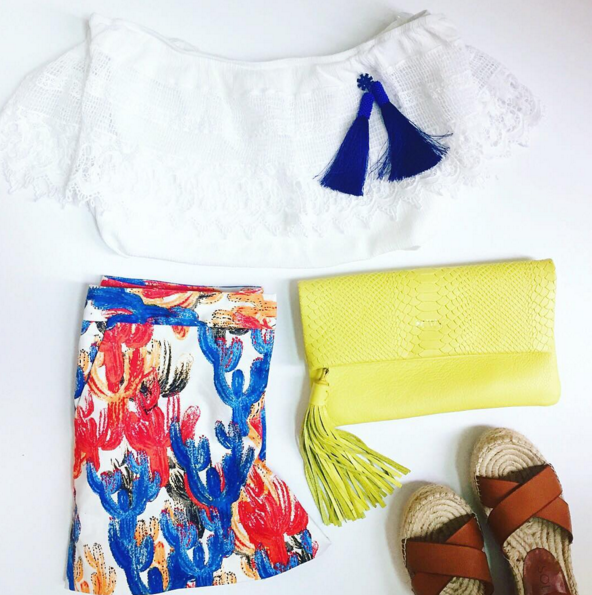 Super cute outfit for July 4th