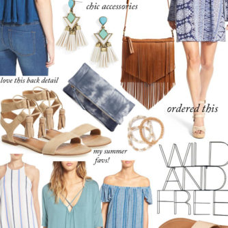 Finds Under $50 | Boho Babe