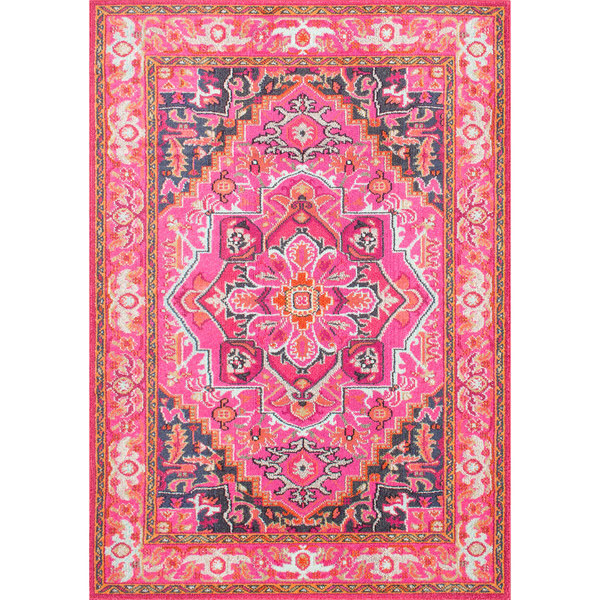 Gorgeous vintage inspired rug